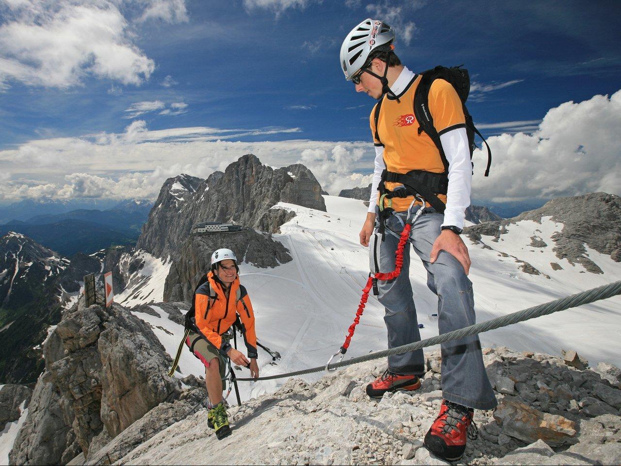 Klettersteig Ramsau : Klettersteige in der ramsau sommer zimmer