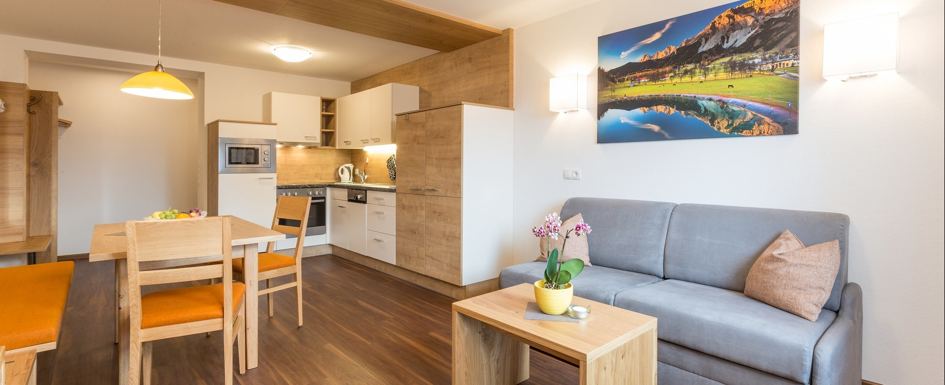 Rooms and Appartements