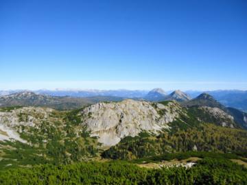 Landschaft Am Stein