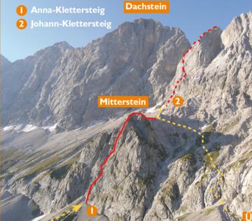 Anna Klettersteig