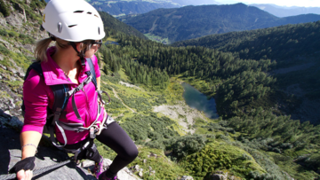 Franzi Klettersteig